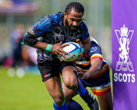 The Royal Regiment of Scotland Rugby Sevens 2018, 5th May 2018
