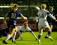 Scotland v England Women